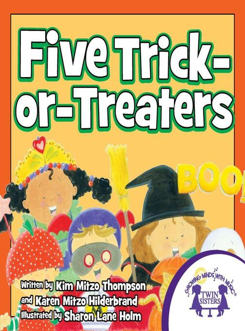 Five Trick-or-Treaters