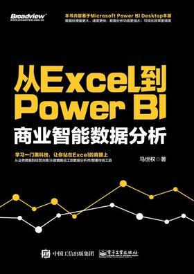 从Excel到Power BI:商业智能数据分析(试读本)