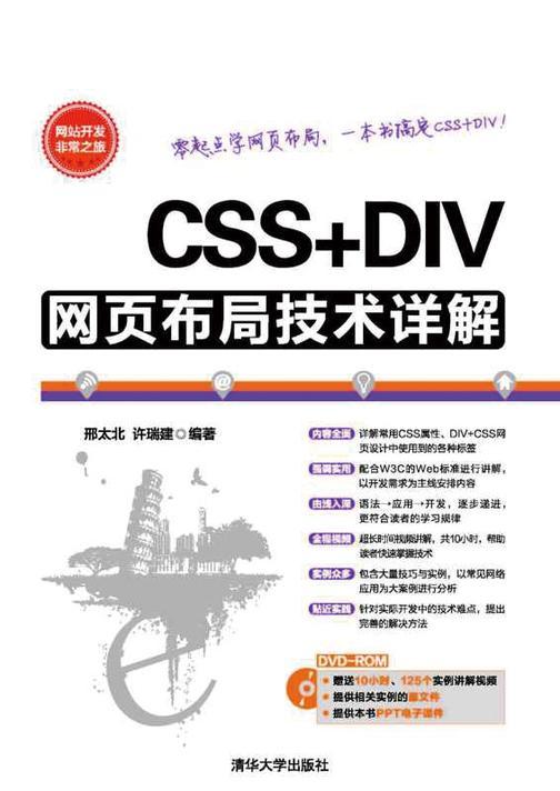 CSS+DIV网页布局技术详解