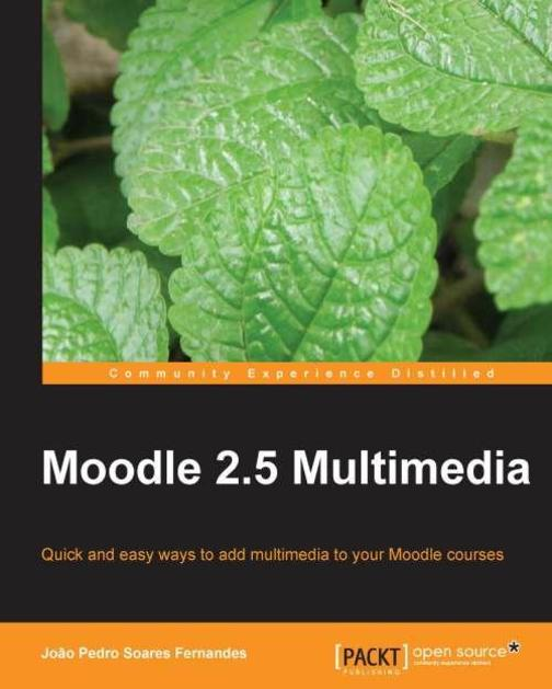 Moodle 2.5 Multimedia