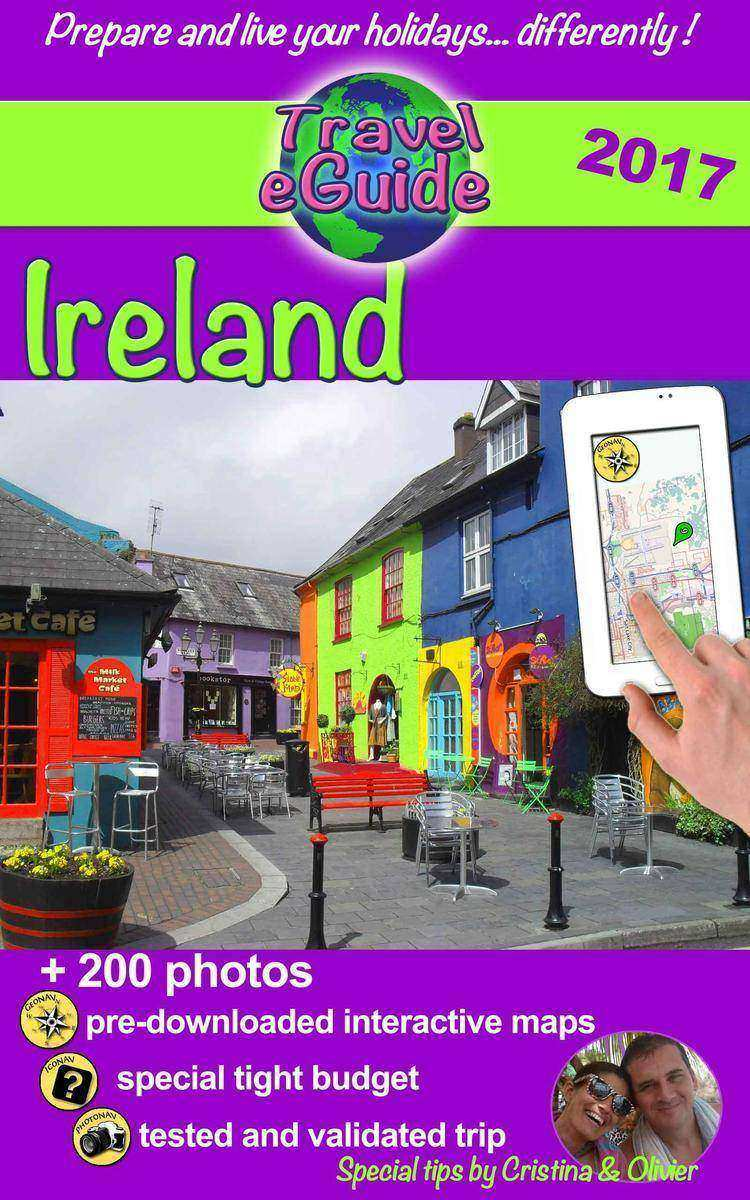 Travel eGuide: Ireland: Discover a charming country, full of history and mystery