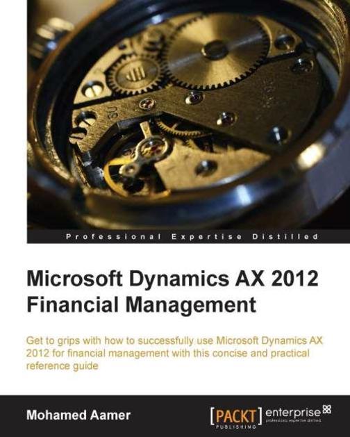 Microsoft Dynamics AX Financial Management