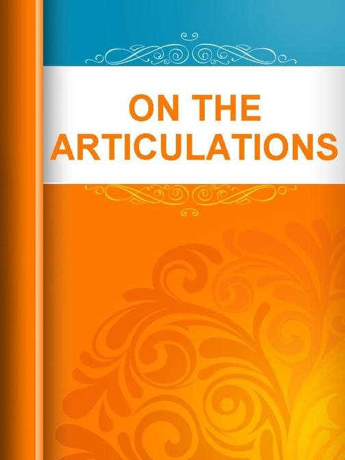 On the Articulations