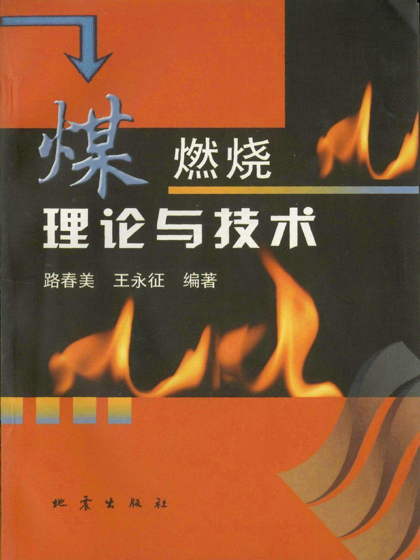 煤燃烧理论与技术(仅适用PC阅读)