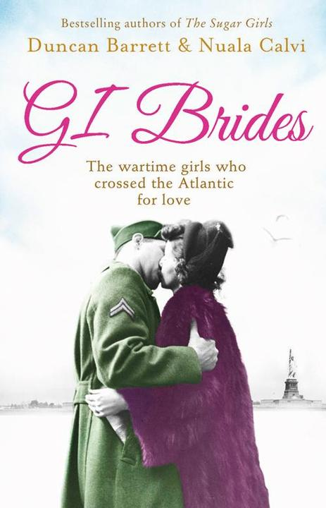 GI Brides:The wartime girls who crossed the Atlantic for love