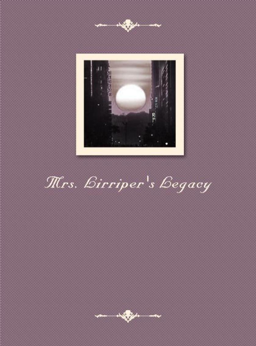 Mrs.Lirriper's Legacy