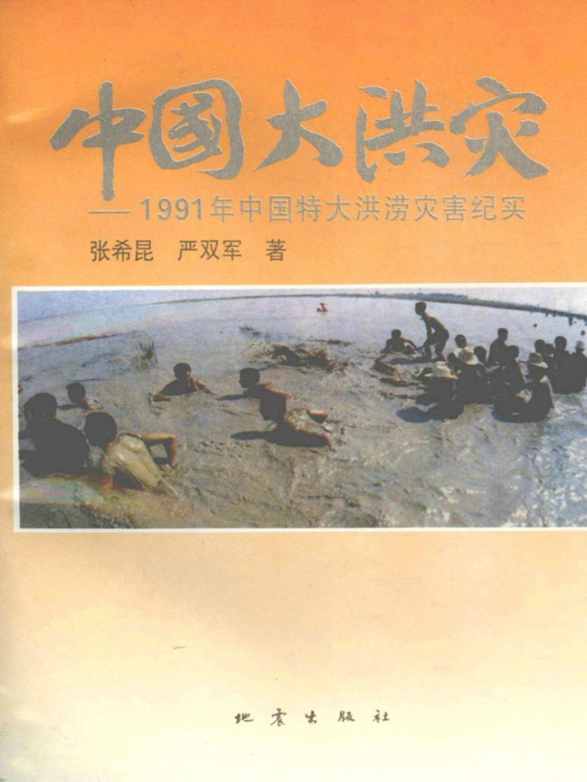 中国大洪灾——1991年中国特大洪涝灾害纪实(仅适用PC阅读)