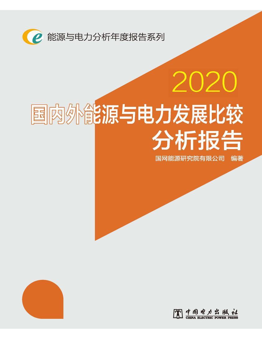能源与电力分析年度报告系列 2020  国内外能源与电力发展比较分析报告