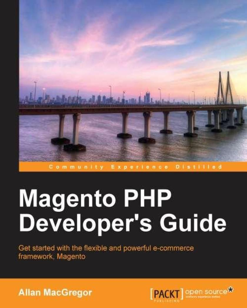 Magento PHP, Developer's Guide
