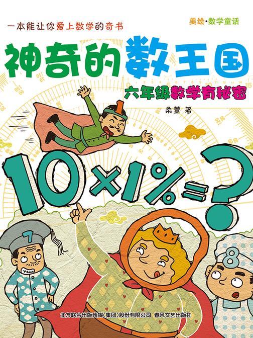 神奇的数王国:六年级数学有秘密