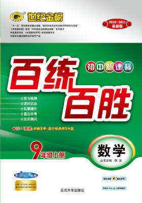 初中新课标百练百胜.九年级数学(仅适用PC阅读)