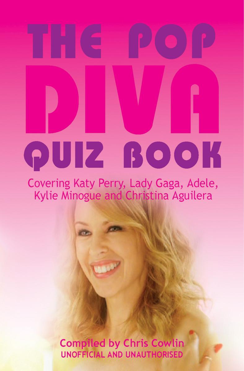 Pop Diva Quiz Book