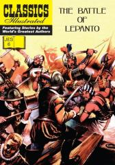 The Battle of Lepanto JES 6