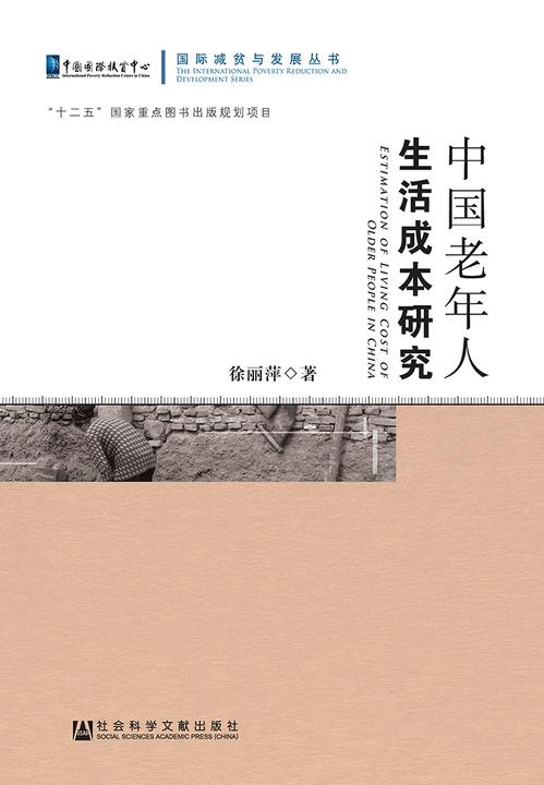 中国老年人生活成本研究