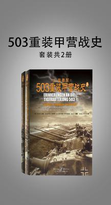503重装甲营战史