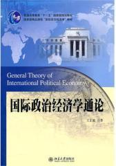 国际政治经济学通论