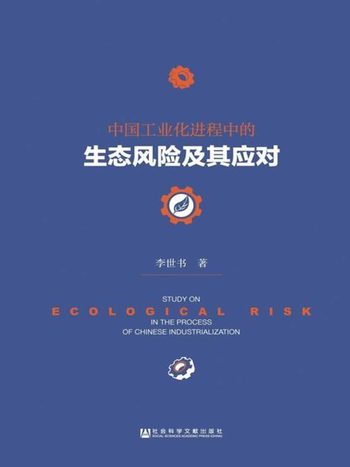 中国工业化进程中的生态风险及其应对
