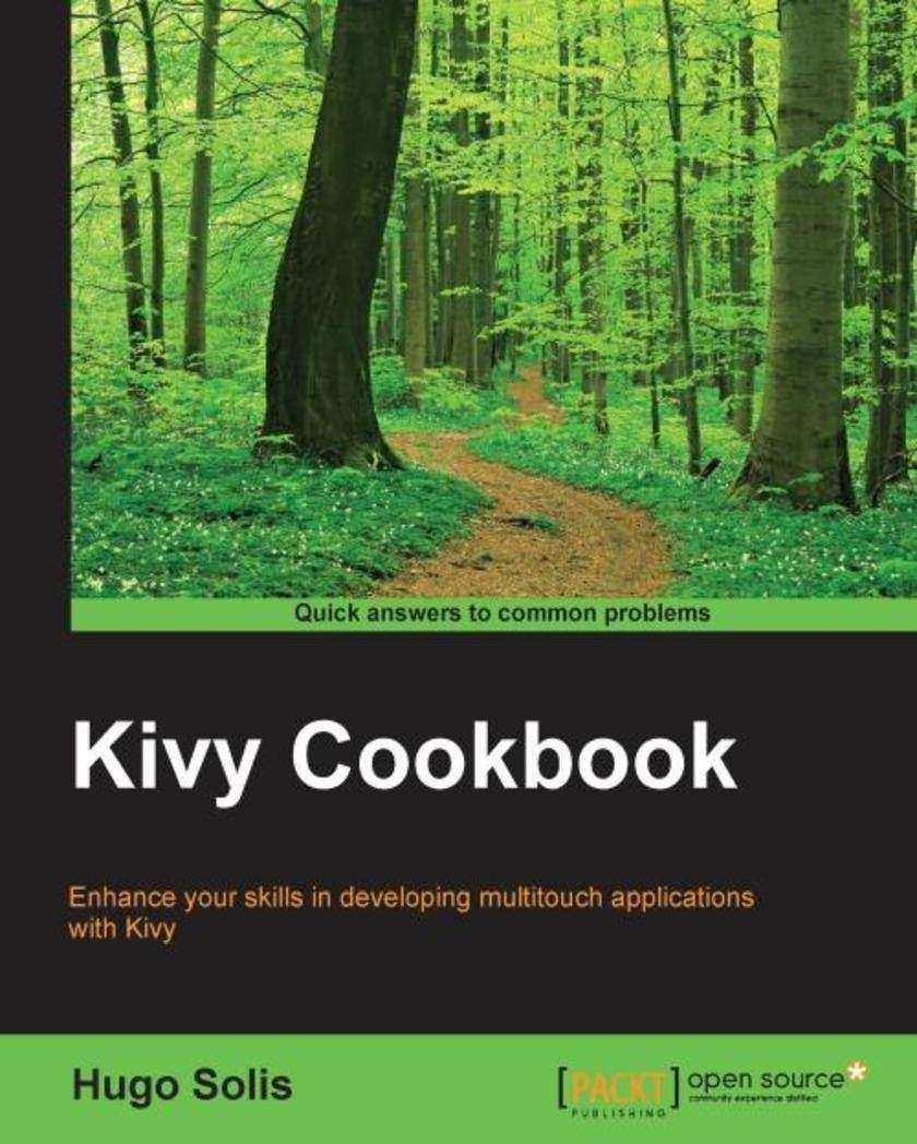 Kivy Cookbook