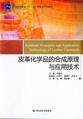 皮革化学品的合成原理与应用技术(仅适用PC阅读)