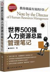世界500强人力资源总监管理笔记(试读本)