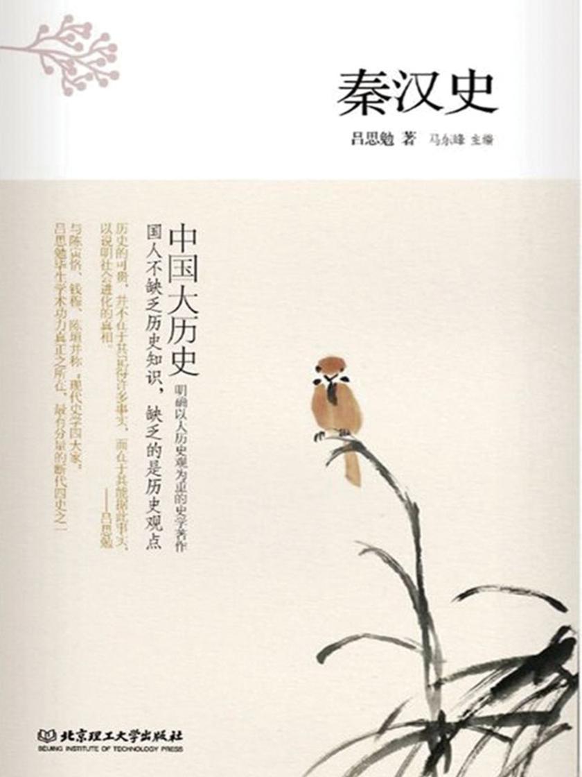 中国大历史——秦汉史