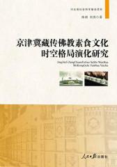京津冀藏传佛教素食文化时空格局演化研究