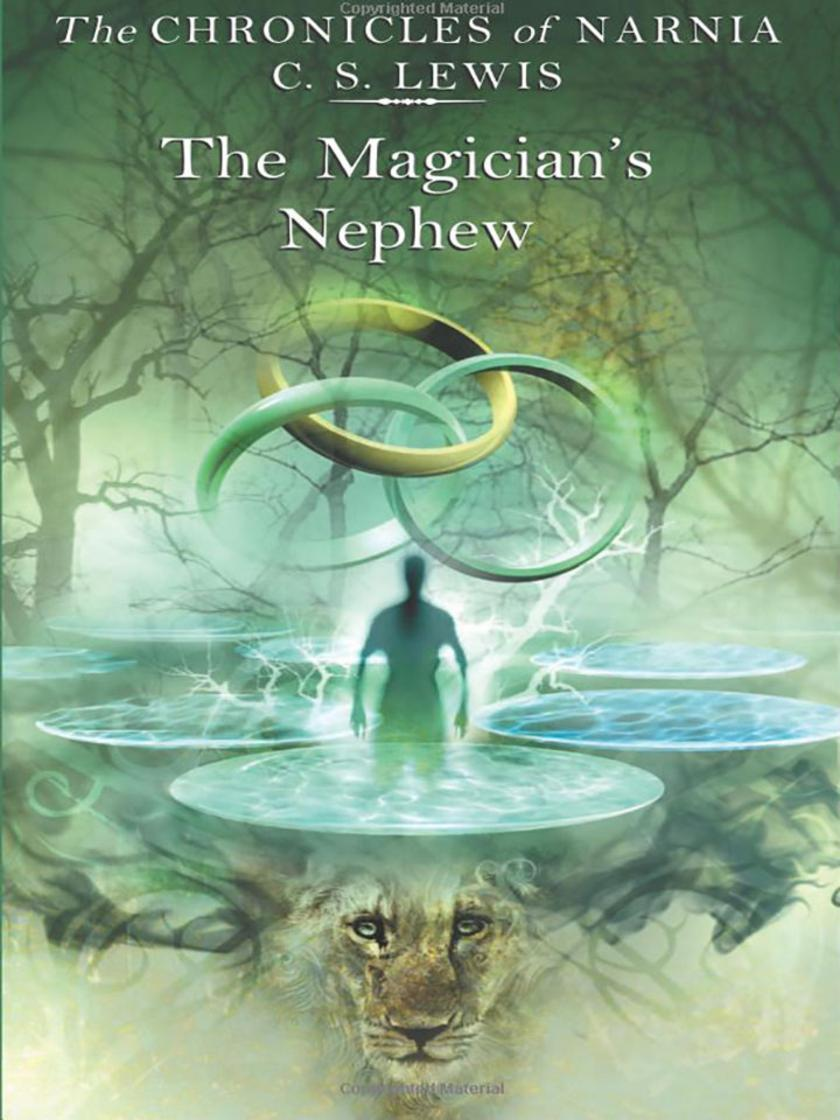 THE CHRONICLES OF NARNIA:THE MAGICIAN'S NEPHEW