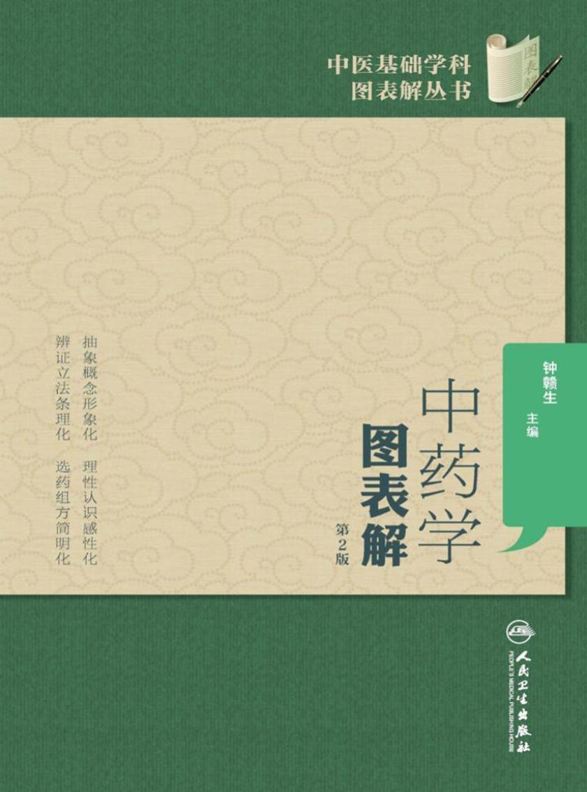 中药学图表解(第2版)