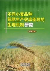 不同小麦品种氮肥生产效率差异的生理机制研究