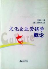 文化企业营销学概论