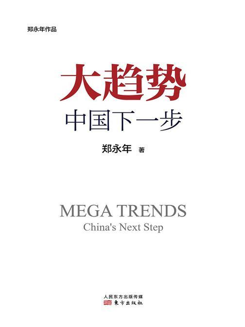 大趋势:中国下一步