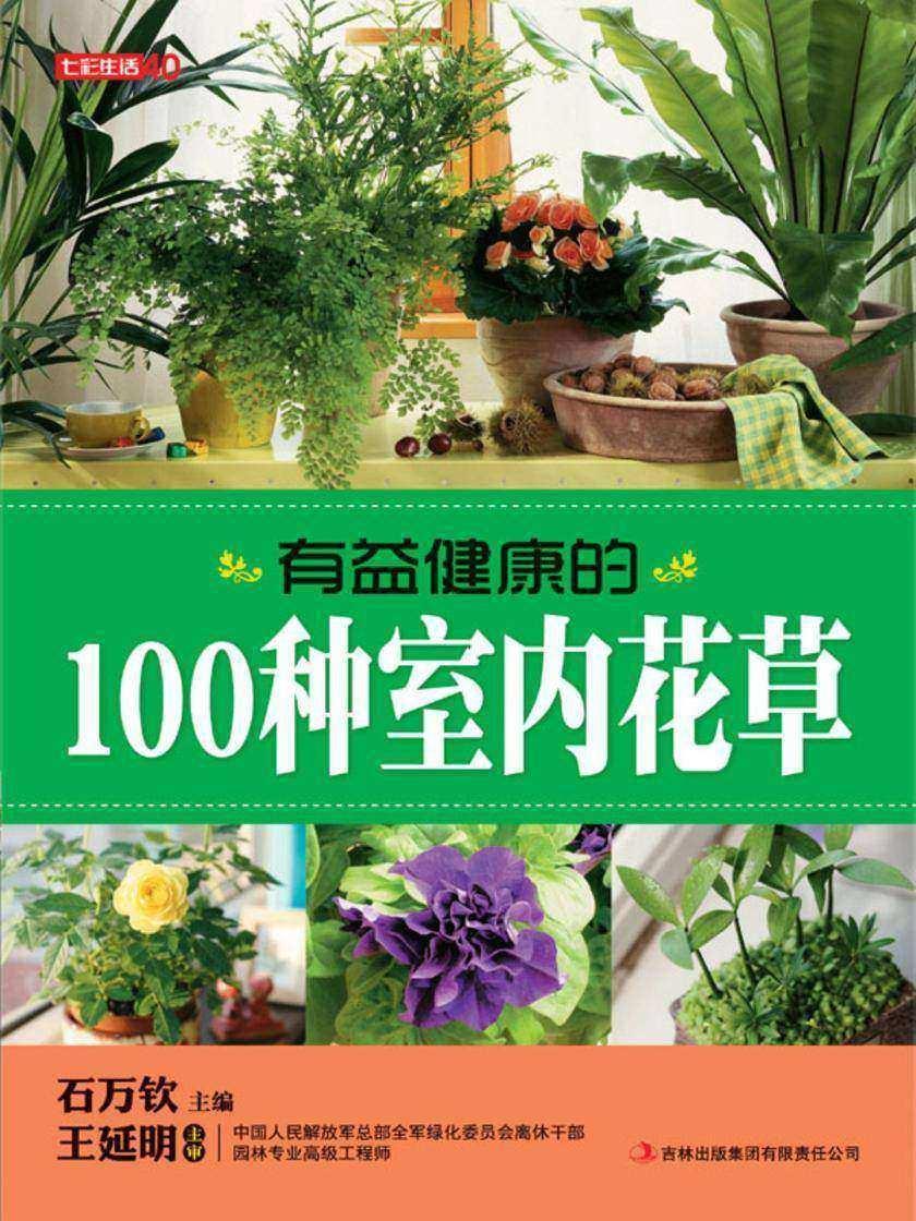 有益健康的100种室内花草