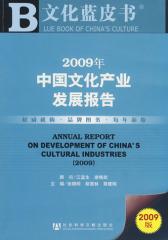 2009年中国文化产业发展报告(含光盘)(试读本)