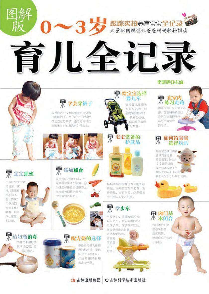 图解版0~3岁育儿全记录(仅适用PC阅读)