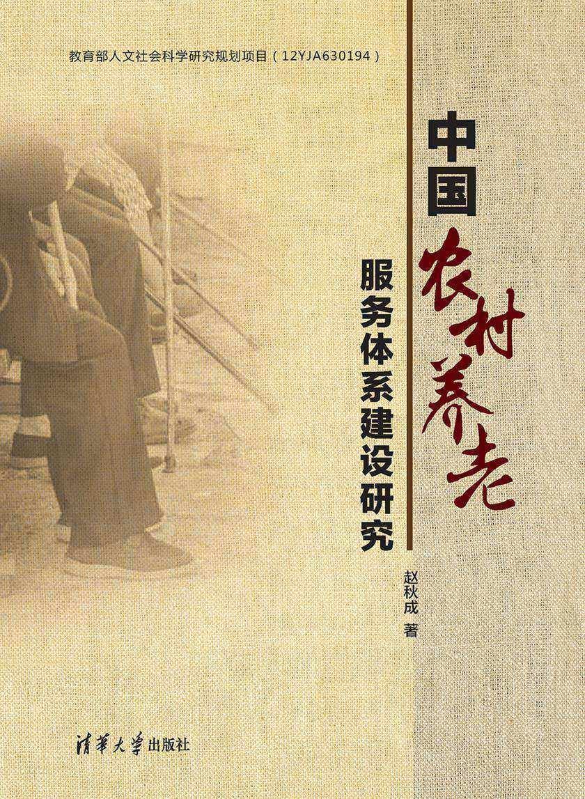 中国农村养老服务体系建设研究