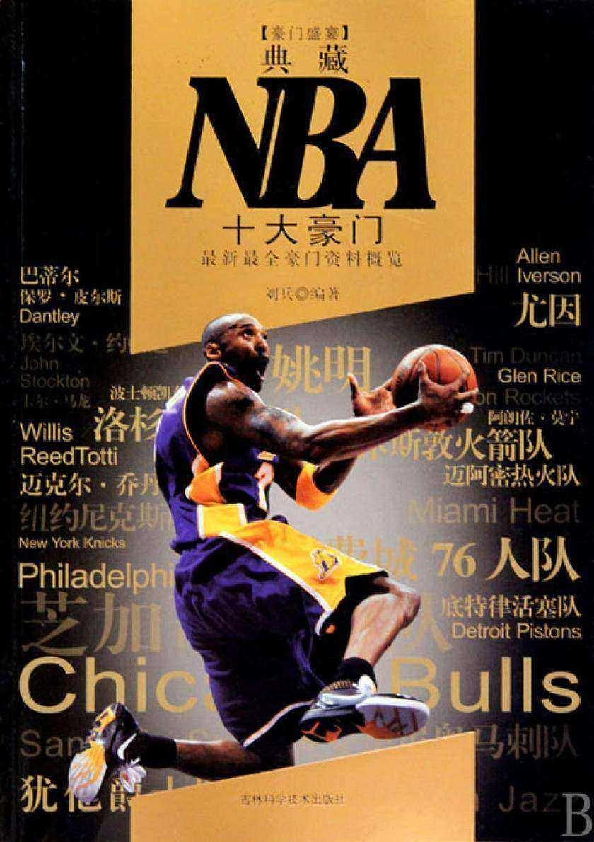典藏NBA十大豪门