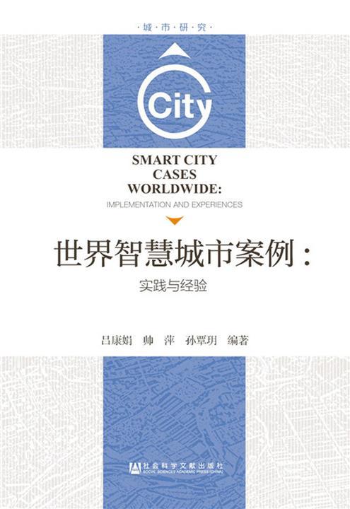 世界智慧城市案例:实践与经验(城市研究)
