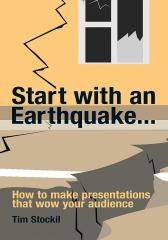 Start With an Earthquake…