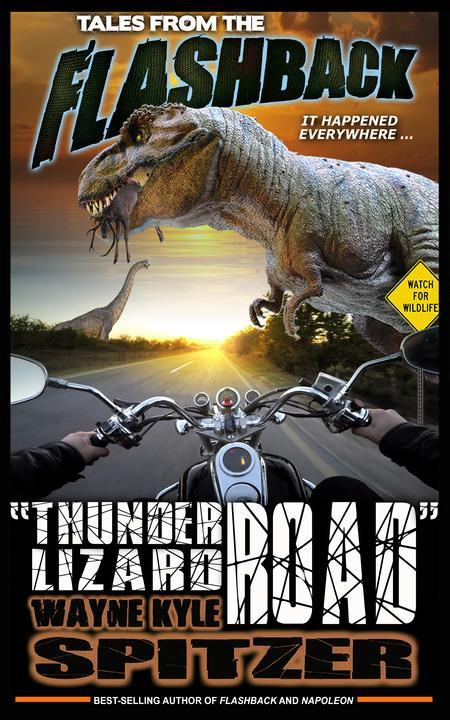 """Tales from the Flashback: """"Thunder Lizard Road"""""""