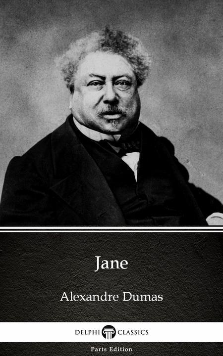 Jane by Alexandre Dumas (Illustrated)
