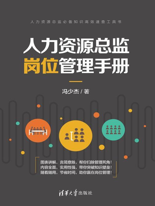 人力资源总监岗位管理手册