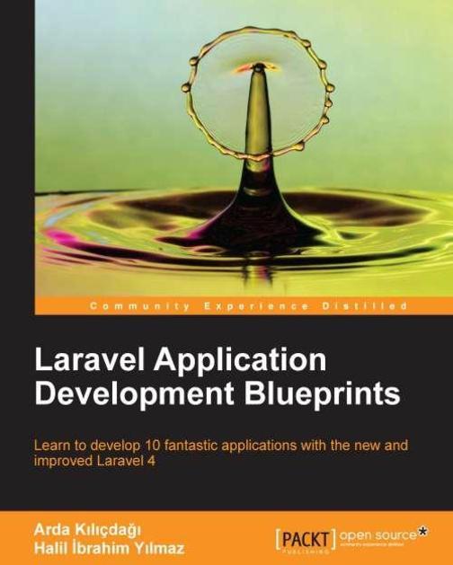 Laravel Application Development Blueprints