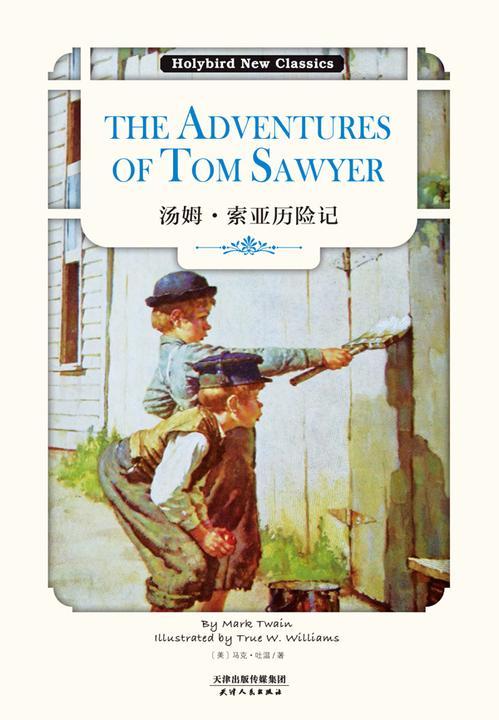汤姆·索亚历险记:THE ADVENTURES OF TOM SAWYER(英文原版)
