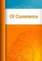 Of Commerce