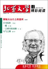 北京文学 月刊 2012年04期(电子杂志)(仅适用PC阅读)