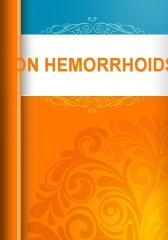 ON HEMORRHOIDS