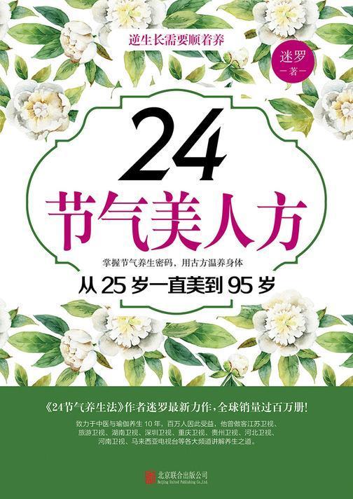 24节气美人方