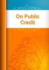 On Public Credit