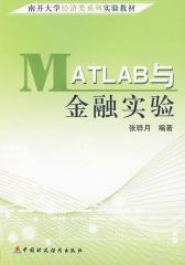 MATLAB与金融实验(仅适用PC阅读)
