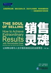 销售灵魂:让销售业绩与人生价值完美结合的全新理念(试读本)